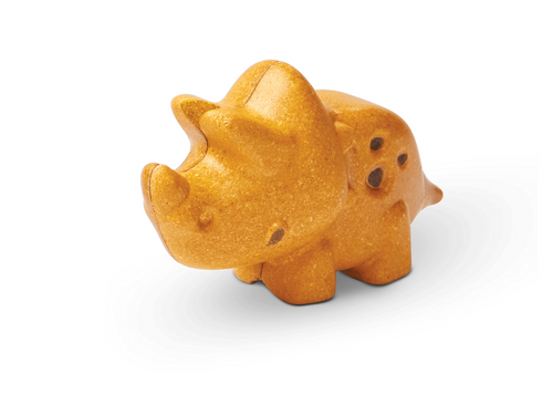 PRETEND PLAY: Enjoy pretend-play time with this Triceratops figure that allows kids to learn about its appearance closely since the species went distinct long time ago already.