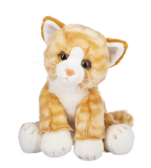 Orange Tabby Cat: Heritage Collection