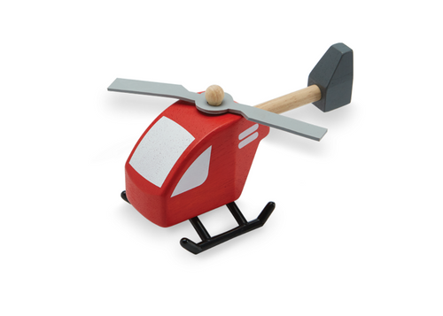 Helicopter by Plan Toys
