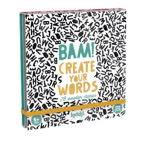 Stamps - Bam! Words