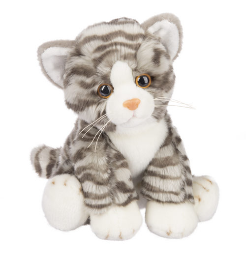 Grey Tabby Cat: Heritage Collection
