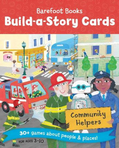 Community Helpers - Build-A-Story Cards