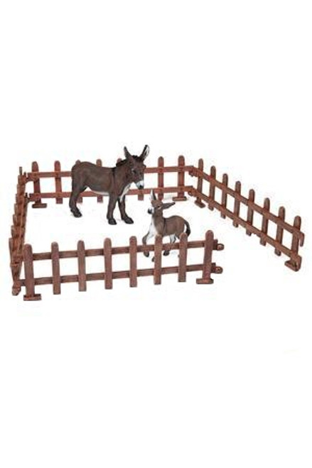 Set of Fences (Papo)