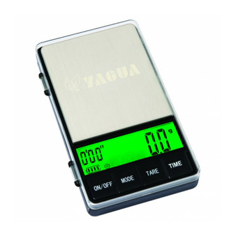 Yagua Scale and Brew Timer - Dual Display Series - 1000g x 0.1g