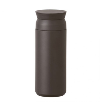 Black Travel Tumbler Coffee Flask