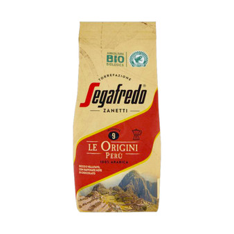 Segafredo Ground Coffee Le Origini Peru - Peruvian Arabica - 200g