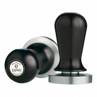 ESPRO Flat Calibrated Tamper 57MM BLACK SIDE