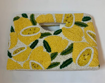 Lemons Cut Out Handle Clutch