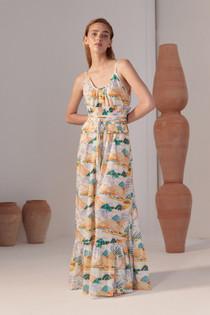 Titi Dress in Pima Cotton