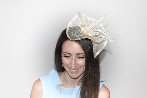 Winner Circle Fascinator-available in multiple colors