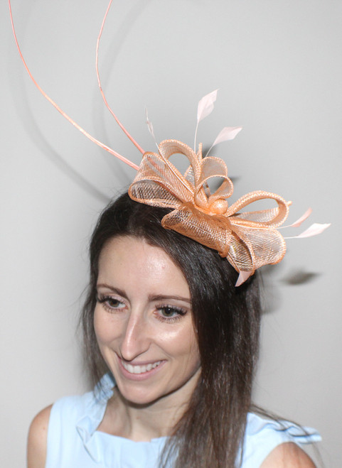 Superfecta Fascinator- available in multiple colors