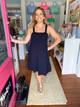 Chanel Multi Tier Mini Dress