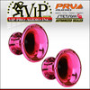 "2x PRV Audio WGP14-50 Pink CR 2"" Waveguide 45x45 Horn for 2"" Pro Driver Bolt-On."