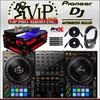Pioneer DDJ-1000 4CH RekordBox USB DJ Controller w/Pads + XS-DDJ1000WLTRB +HF125