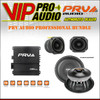 PRV Audio Professional A1MH NANO Amp, 2x 10Chuchero Speakers & Black Tweeters