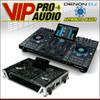 """Denon Prime 4 4-Deck Standalone DJ System w/ 10"""" Touchscreen + XS-PRIME4 W Case."""