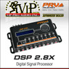 PRV Audio DSP 2.8X Car Digital Signal Processor graphic & parametric equalizer