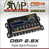 PRV Audio DSP 2.8X Car Digital Signal Processor graphic & parametric equalizer