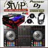 Pioneer DDJ-SX3 DJ Controller Serato 4CH Built in Mixer Dual USB + XS-DDJSXWLTRB