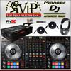 Pioneer DDJ-SZ2 SERATO DJ CONTROLLER DJ 4-CH + XS-DDJSZWBL MK2 + HF125 + Cables.