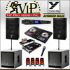 (2) Yorkville EF12P +(2) PS15S + DBX PA2 + DDJ-SR2 w/Case + SV100W + Accessories