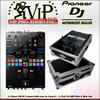(1) Pioneer DJM-S9 2-CH battle mixer For Serato DJ + (1) XS-DJMS9 Black & Silver
