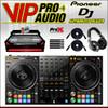 Pioneer DDJ-1000SRT 4-CH DJ Controller + XS-DDJ1000WLTRB + HDJ-2000MK2-S + Cable