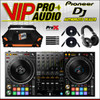 Pioneer DDJ-1000SRT 4-CH DJ Controller + XS-DDJ1000WLTOB + HDJ-2000MK2-S + Cable
