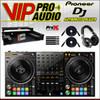 Pioneer DDJ-1000SRT 4-CH DJ Controller + XS-DDJ1000WLTB + HDJ-2000MK2-S + Cables