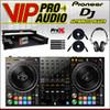 Pioneer DDJ-1000SRT 4-CH DJ Controller + XS-DDJ1000WLTB Case + HDJ-1500-S +Cable