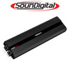 Soundigital 20000.1D POWER 20000W RMS 1-Ohm Class D Car Audio Monoblock Amplifier