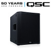 "2x QSC KS118 18"" Active Direct Radiating Subwoofer 3600W DJ / Club Powered Sub."