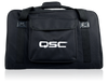 QSC CP12 Tote Soft, padded tote made w/ weather resistant, heavy-duty Nylon/Cordura material for CP12 speaker.