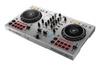 Pioneer DDJ-400-S Rekordbox DJ Controller W/ Pioneer DM-40-W Monitors & Case