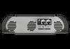 Stetsom EX10500EQ 1-Ohm 11600W RMS Mono Amp High Power Car Audio Amplifier