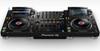 2x Pioneer CDJ-3000 Flagship RekordBox DJ Multi Player + 1x DJM-900NXS2 4-channel DJ MIXER