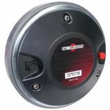 """B&C DE750TN-8 2"""" Titanium Horn Driver 220W 8 Ohm 4-Bolt, 3"""" aluminum voice coil."""