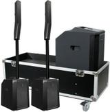 2x Electro-Voice Evolve-50 1000W PA Column Array + X-EV-EVOLVE50X2W Flight Case.