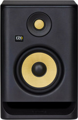 KRK RP5G4 Rokit 5 Active Generation-4 Powered Studio Monitor 2-Way Amplified
