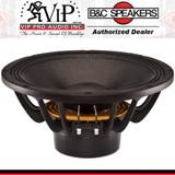 "B&C 12NDL88 12"" 1400W Neodymium Pro Audio Woofer 8-Ohm MidBass Speaker Subwoofer"