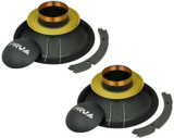 "2x PRV Audio RK12MR2000 Recone Kit for 12MR2000 12"" Midrange Speaker"