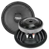 "2X PRV Audio 8MR600X-4 8"" X-treme Mid-Range Replacement Speaker 600-Watts 4 Omhs"