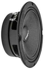 "PRV 6MR200A-4 6.5"" Mid-Range Car Audio Shallow Loudspeaker 200 Watts 4-Ohm 94dB"
