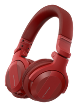 Pioneer HDJ-CUE1BT-R Folding Wireless DJ headphones w/Bluetooth Technology (RED)
