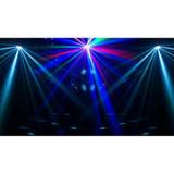 Chauvet DJ Kinta FX Derby + Red & Green Laser + LED Strobe Multi-Effect Fixture