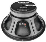 """2x PRV Audio 12W800A 12"""" PRO Audio Woofer 800 Watts 8-Ohm Voice Coail 2.5"""""""