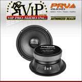 2x PRV Audio 6MR300Seal V2 Sealed Basket Midrange Car Audio Speaker 300W 8-Omhs