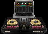 Pioneer DDJ-SB3-N 2-Channel DJ Controller W/ Pioneer Monitors DM-40-W