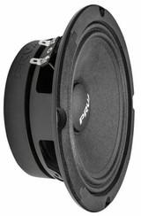 """2x PRV Audio 6MR200A-4 6"""" Mid Range Loudspeaker + Tweeters TW350Ti-4 Slim (PAIR)"""