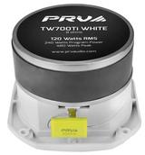 """PRV TW700Ti WHITE Titanium 4"""" Super Bullet Tweeter 8-Ohm 240W 3500 to 20kHZ FOUR"""